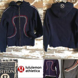 Lululemon special edition Scuba jacket 10